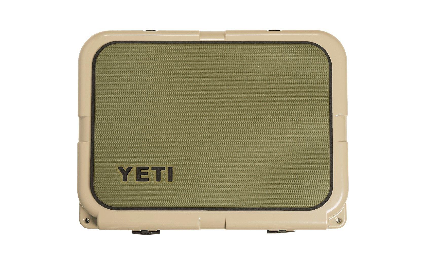 YETI Tundra 35 SeaDek - Olive Green by YETI