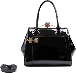 8cf6dbd12 Euro Moda Italian Handbag | Laser Cut Sleek Elegant 3D Reflective Purse |  Artistry Fashion (