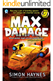 Max Damage: (Book 9 in the Hal Spacejock series)