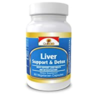 CulTao Liver Cleanse & Detox - Best for Healing Inflammatory Problems - Daily Use...