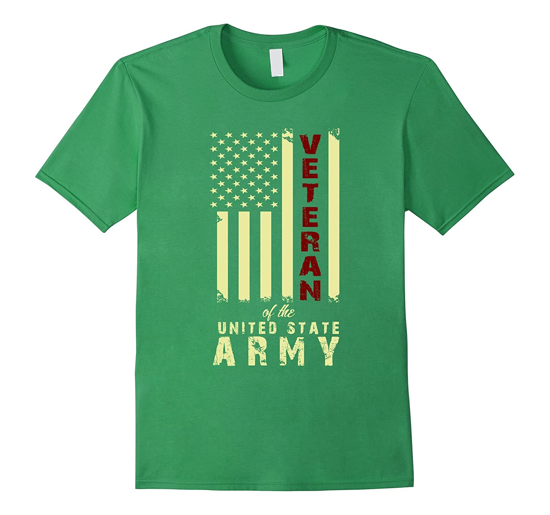 Veteran Of The Us Army Tshirt Military Veteran T Shirt