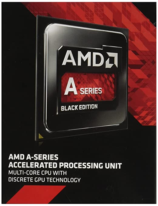 4 opinioni per AMD FM2 A8-7650K Processore 3,3GHz Box, Nero