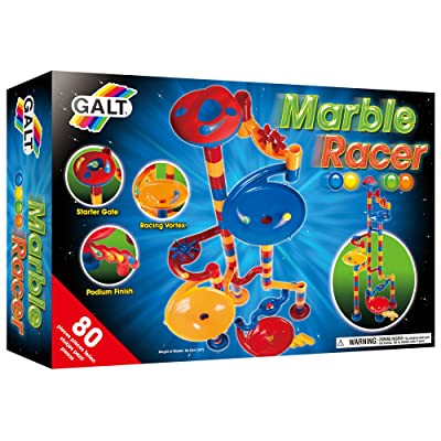 Galt Toys, Marble Racer, Construction Toy: Toys & Games
