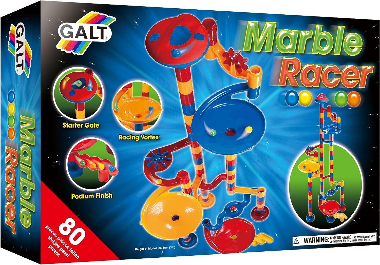 MEGA Marble Run SUPER MARBLE RUN marmo Racer Set Galt Toys Marble Run