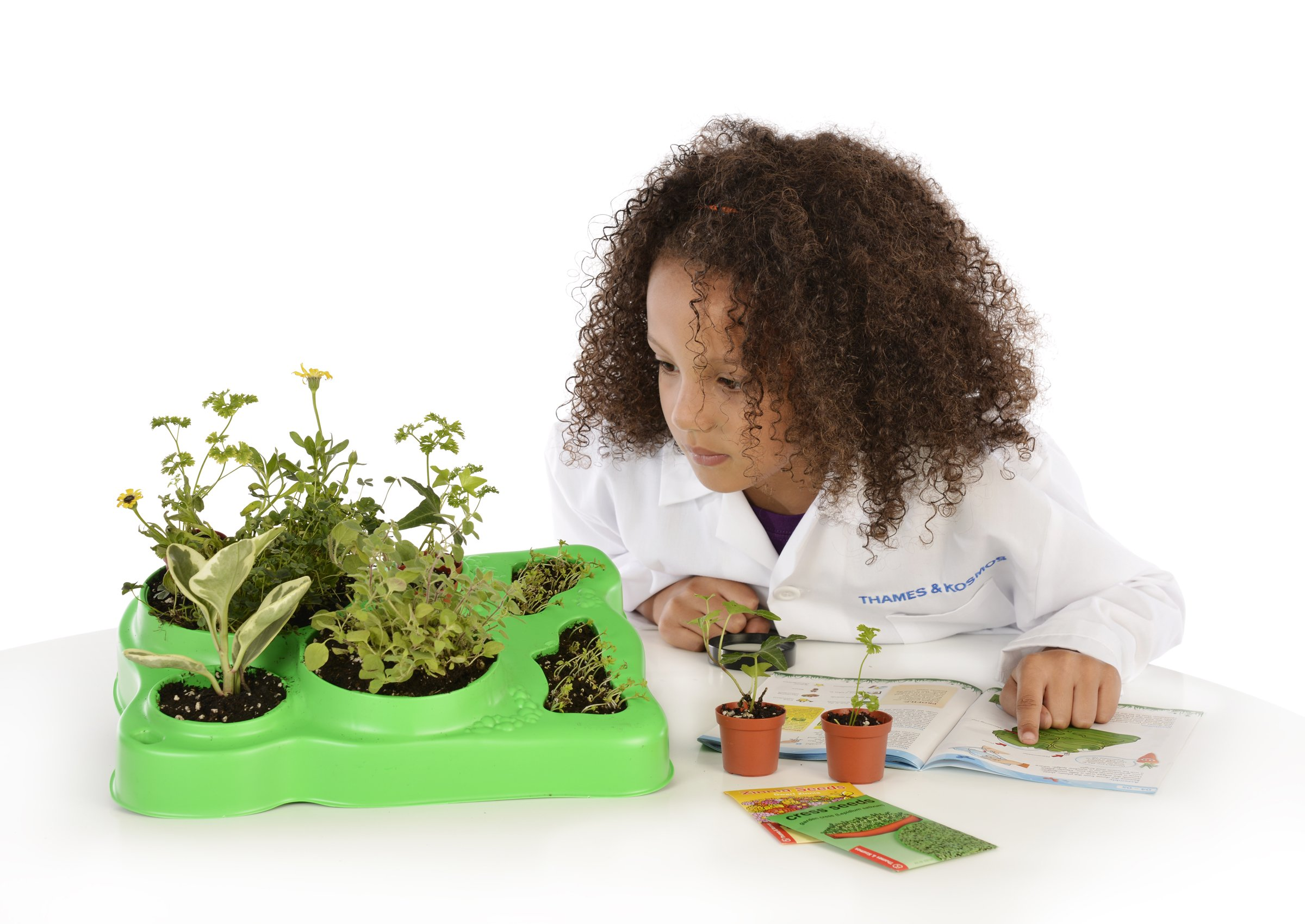 Kids First Botany - Experimental Greenhouse Kit by Kids First (Image #4)