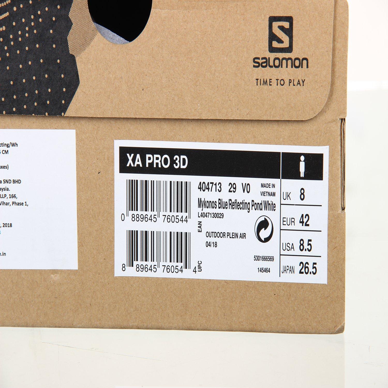 Salomon Herren Xa Pro 3D Traillaufschuhe