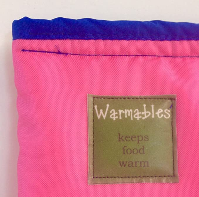 Amazon.com: warmables cherry-pit Kid s Lunch Kit – Mantiene ...