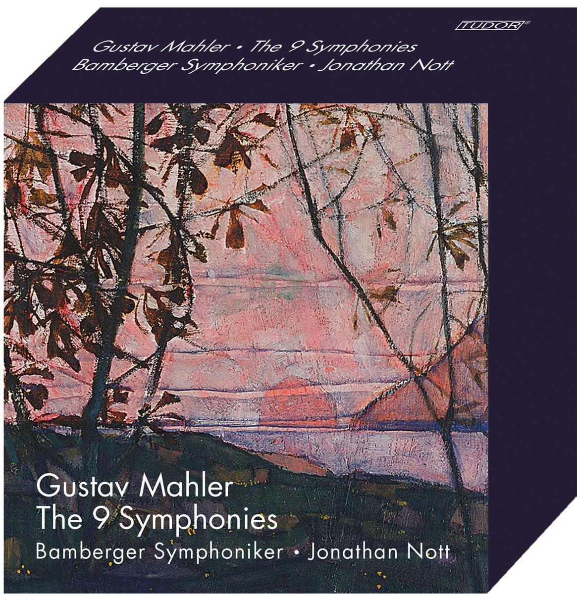 Mahler: the 9 Symphonies