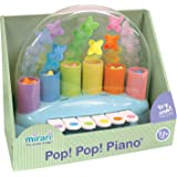 Mirari Pop! Pop! Piano Toy