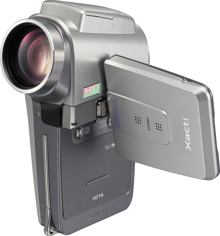 amazon com sanyo xacti hd1a 5 1mp mpeg4 high definition camcorder rh amazon com Sanyo Xacti Manual PDF Sanyo Xacti CG10 Manual