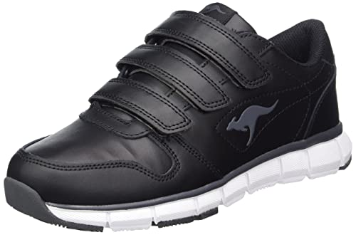 K-bluerun 701 B - Zapatillas Unisex Adulto, Color Negro, Talla 36 EU Kangaroos