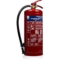 Smartwares 10.014.72 (BB6) Extintor-6kg Polvo seco Resistencia al