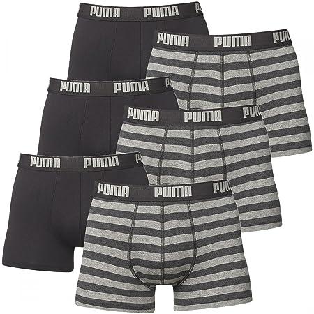 f6c13cc33c6e Puma Basic Men's Boxer Shorts 2 Pairs: Amazon.co.uk: Clothing