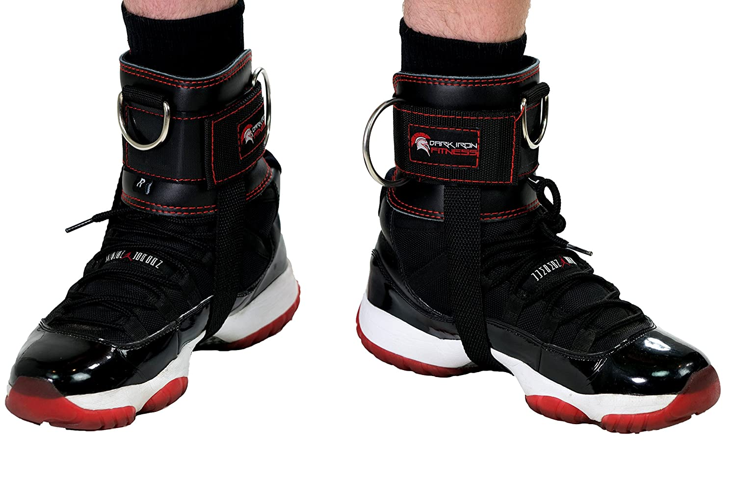 The Best Cable Exercises with an Ankle Strap - Dark Iron Fitness Ankle Straps