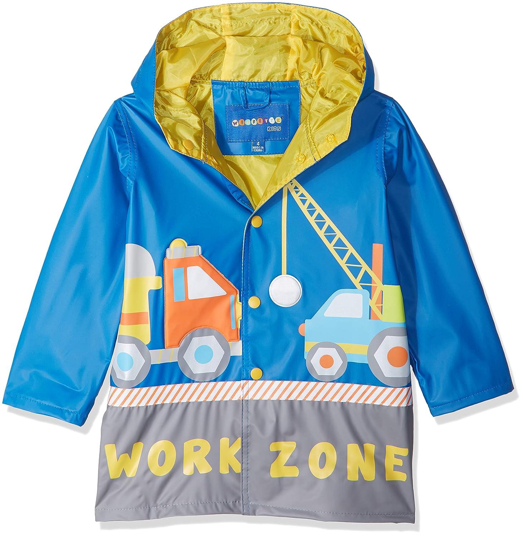 Wippette Boys Water Resistant Rain Jacket