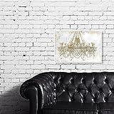 The Oliver Gal Artist Co. Gold Diamonds' Framed