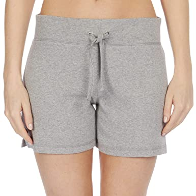 d68bf7bfb895 Label your Love Womens Colourful Jesey Cotton Hot Pant Summer Shorts Grey  Marl S