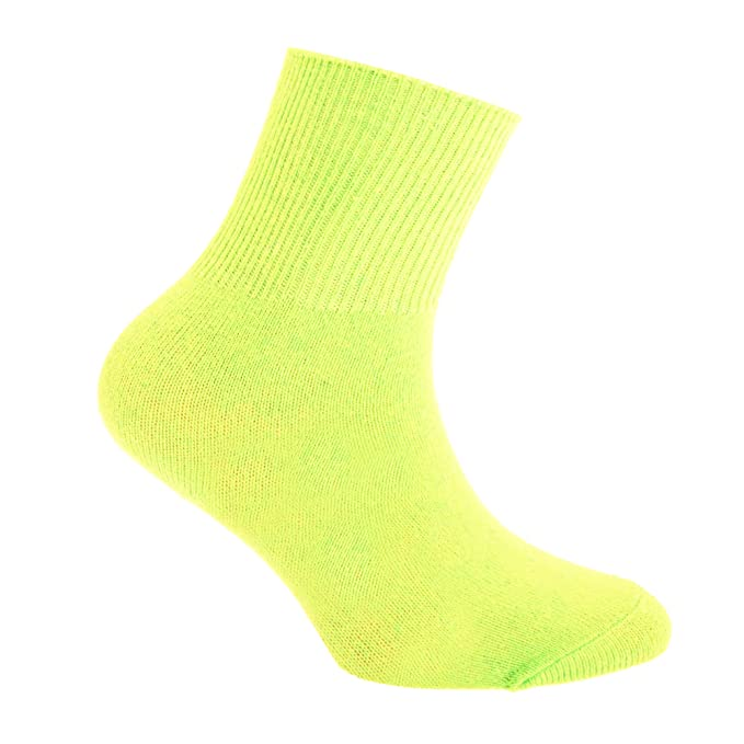 Silky- Calcetines de colores fluorescentes para niños/niñas (1 par): Amazon.es: Ropa y accesorios