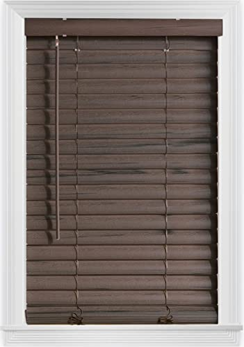 Bali Blinds 76-4100-03 Window Covering, 31 X 64 , Coffee