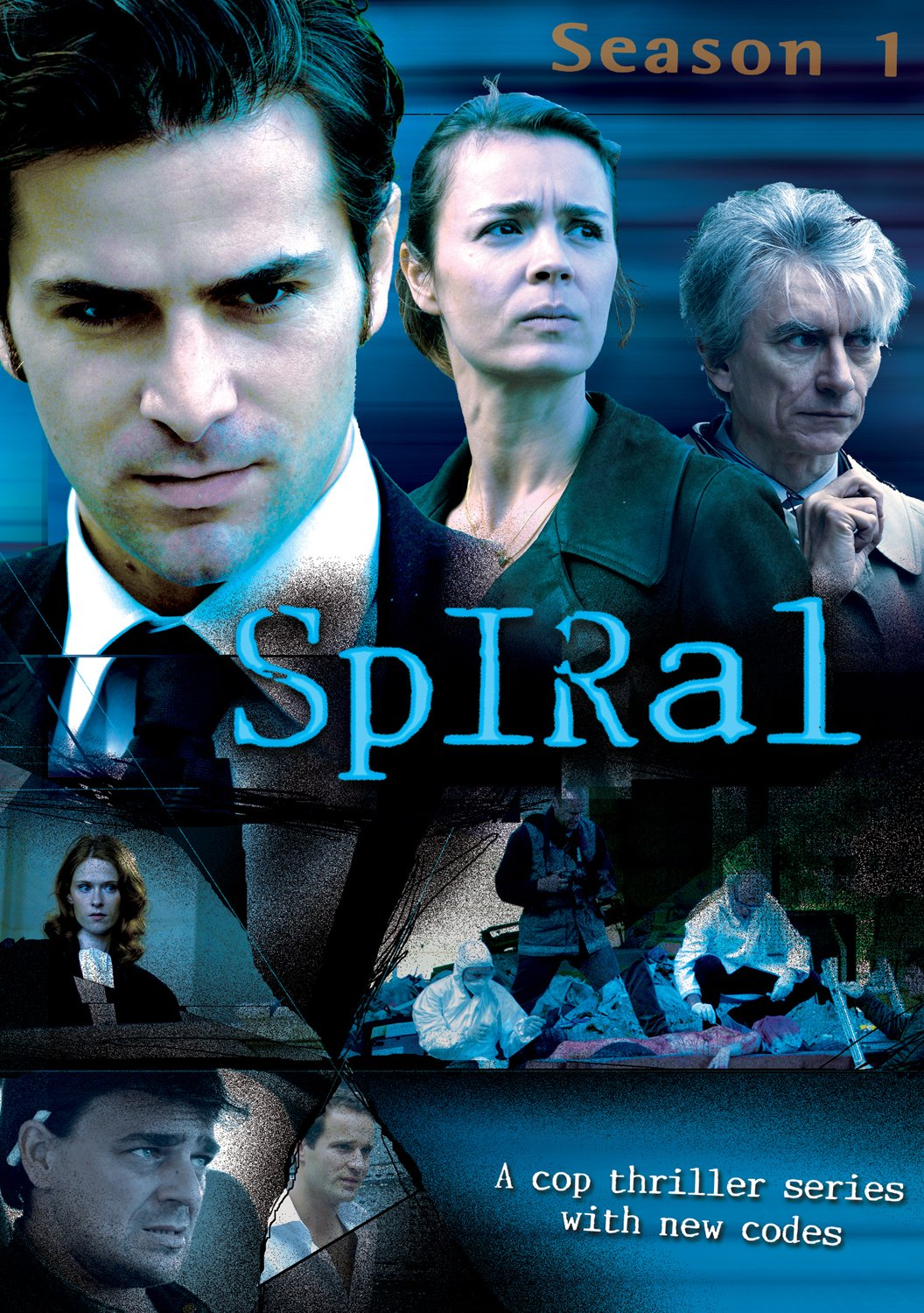 Image result for spiral season 1