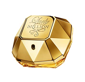 Amazoncom Lady Million By Paco Rabanne 17 Oz Eau De Parfum Spray