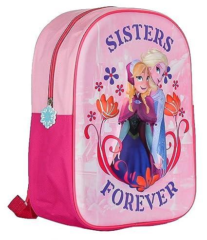 d61e4fe8dcb Amazon.com: Disney Frozen DFR3-8114-B EVA Junior Backpack: Toys & Games