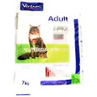 Virbac Adult with Salmon Neutered & Entre Cat 7 Kg