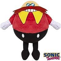 Sonic The Hedgehog - Figura de Eggman de Peluche (17,8 cm)