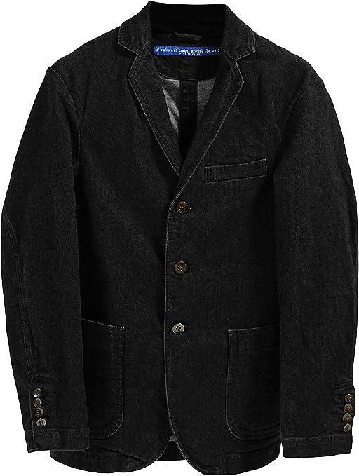 【I SWIM】ジャケット ジーンズ デニム Travel Tailored Denim Jacket 001