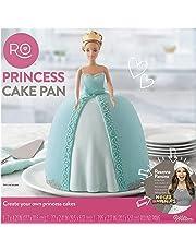 Rosanna PANSINO by Wilton 3-Piece Princess Cake Pan Set