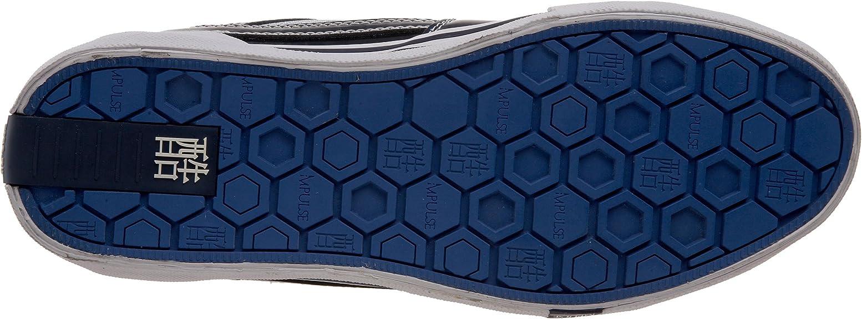 Steeple Gate Men's P12123 Sneaker, Navy