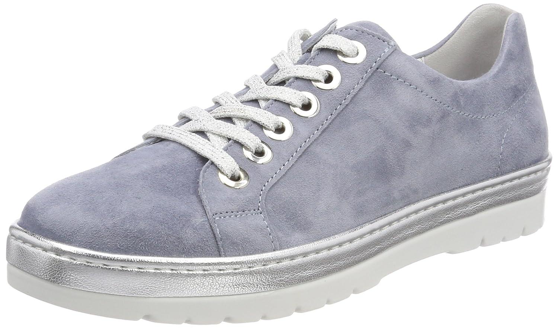 Semler Ruby, Zapatillas para Mujer 42.5 EU Azul (Sky 076)