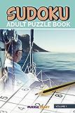 Sudoku Adult Puzzle Book Volume 1 (Adult Sudoku Puzzle Series)
