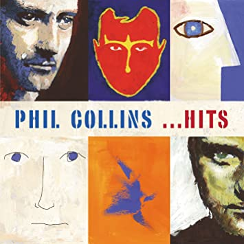 amazon hits phil collins 輸入盤 音楽