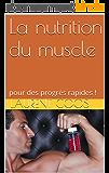 La nutrition du muscle: pour des progrès rapides !
