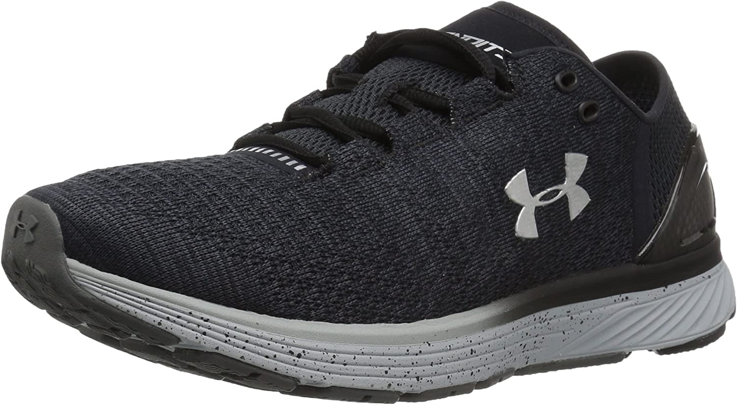 Under Armour Mens Charged Bandit 3 Ombre 4E Sneaker