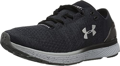 Under Armour Mens Charged Bandit 3 Running Shoes Trainers Sneakers Grey Sports