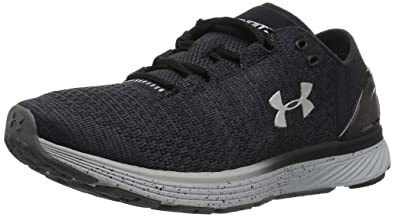 6caf06c3 Under Armour Men's Charged Bandit 3 Digi Running Shoe, Stealth Gray (100)/