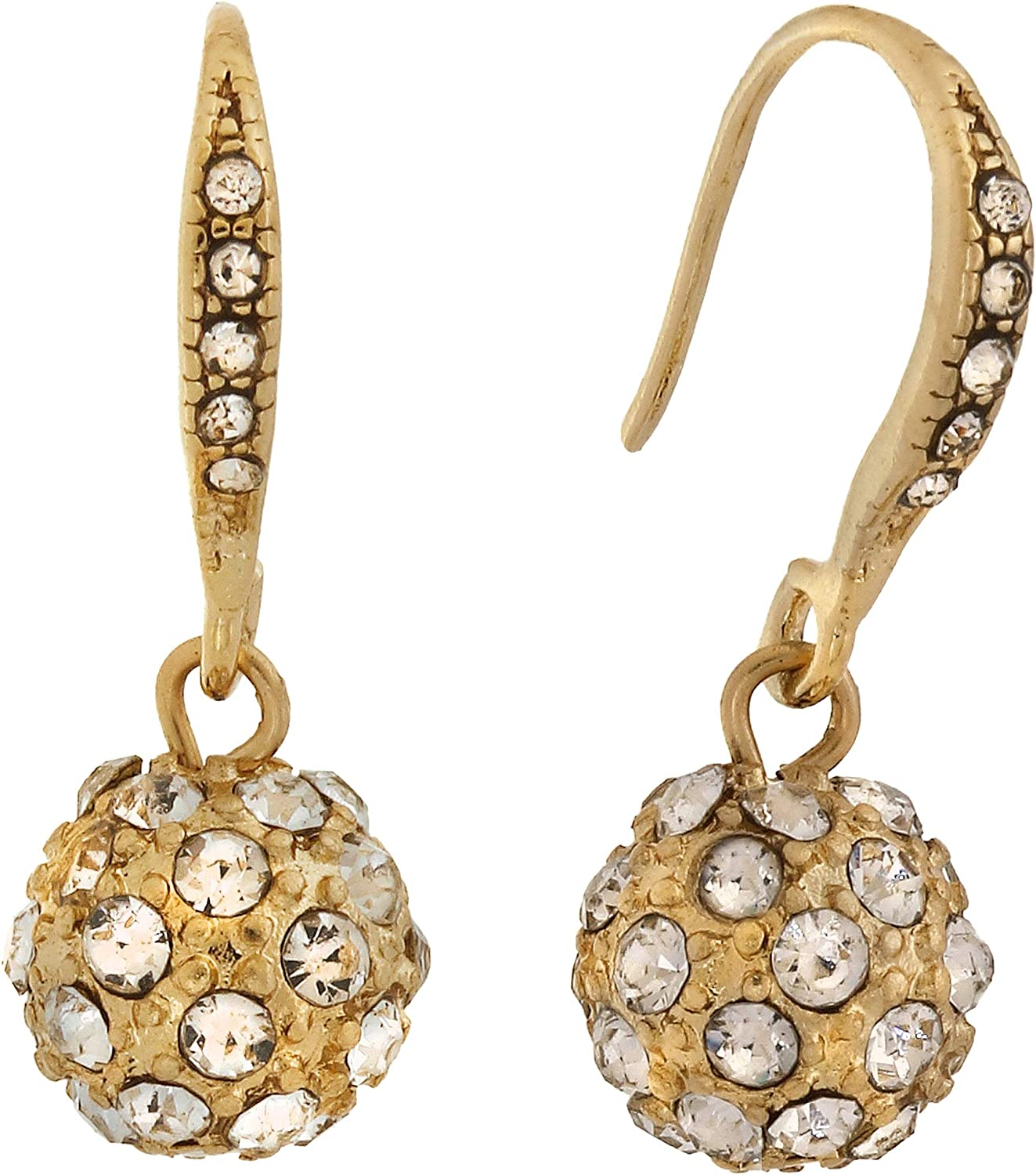 Laundry by Shelli Segal Fireball Drop Earrings