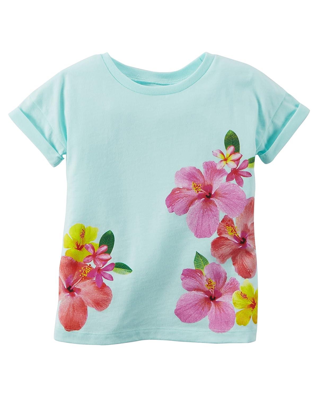 最安値に挑戦! カーターズ Carter's 半袖 Tee tシャツ Flowers Tee 2T (88-93 半袖 B01GZFYFM2 cm) B01GZFYFM2, FORZACustomMotorCycles:dbeb82f2 --- a0267596.xsph.ru