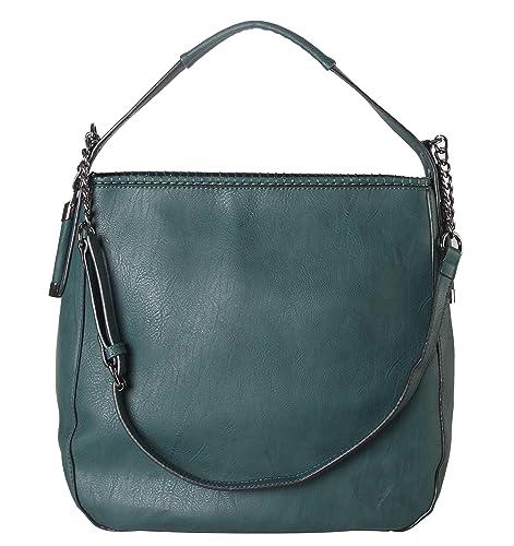 00c007f06e Amazon.com  Diophy PU Leather Large Hobo Womens Fashion Purse Handbag