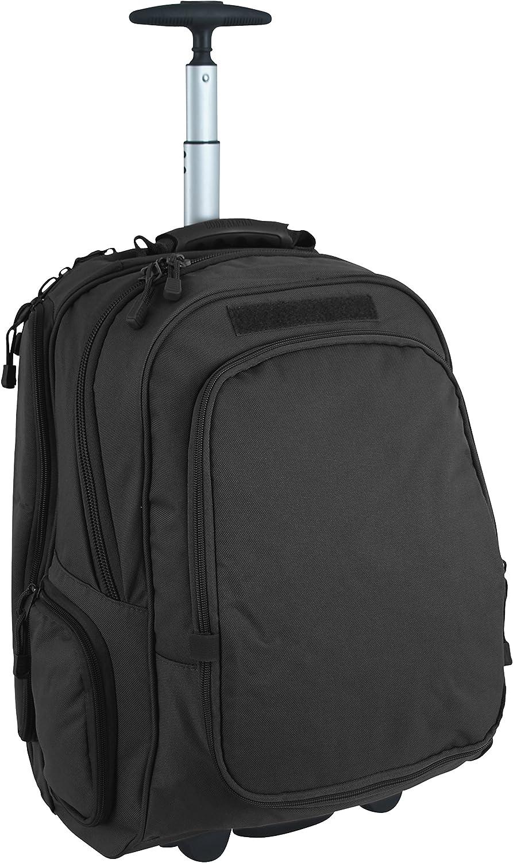 Mercury Wheeled Laptop Case 15, Black, One Size