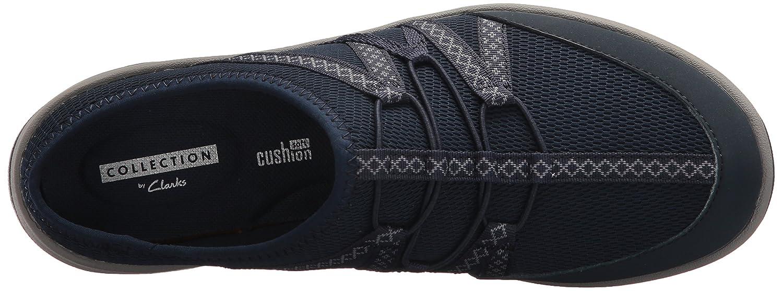 CLARKS Women's Darleigh B(M) Myra Sneaker B072KJZ3X8 5 B(M) Darleigh US|Navy Mesh Textile da8b2b