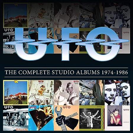 Complete Studio Albums (1974-1986): Amazon.de: Musik