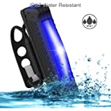 Premium 300 Lumens LED Bike Light By LGEGE – Waterproof, Super Bright & USB Rechargeable Safety Tail Light – Easy To Mount On Frame, Handle Bars & Helmet – Ideal For Night Riders