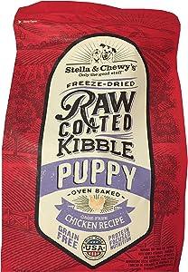 Stella Chew 10# Raw Coated Puppy