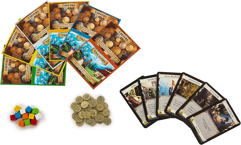 Rio Grande Games - Dominion Expansion Seaside: Amazon.es: Juguetes ...