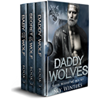 Daddy Wolves: Silver Wolves MC Box Set (English Edition)
