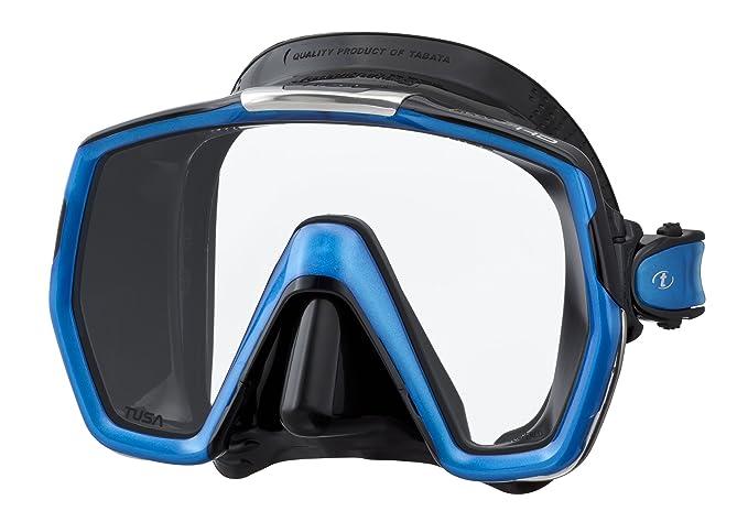 Tusa Freedom HD M1001 Gafas máscara de buceo y snorkeling para ...