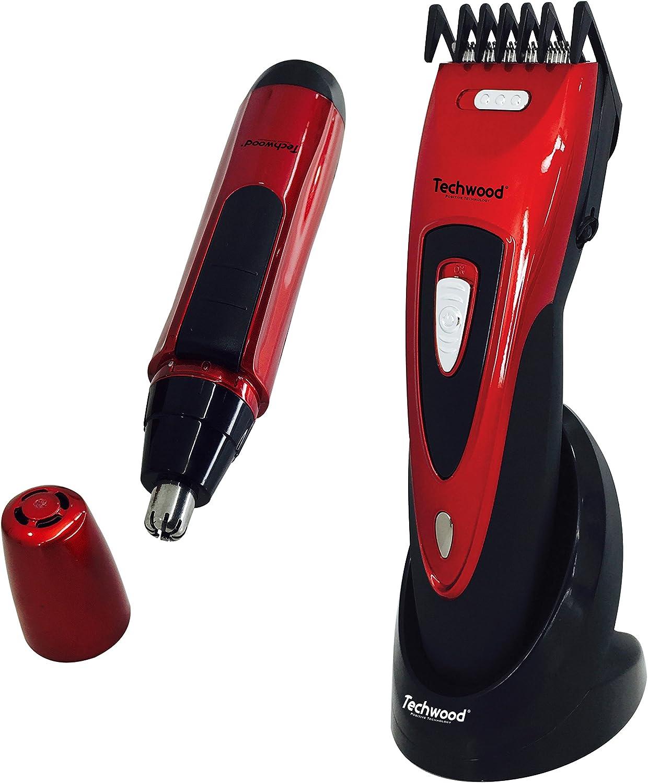 Techwood ttn-885 cortadora + – Depiladora nasal: Amazon.es: Salud ...